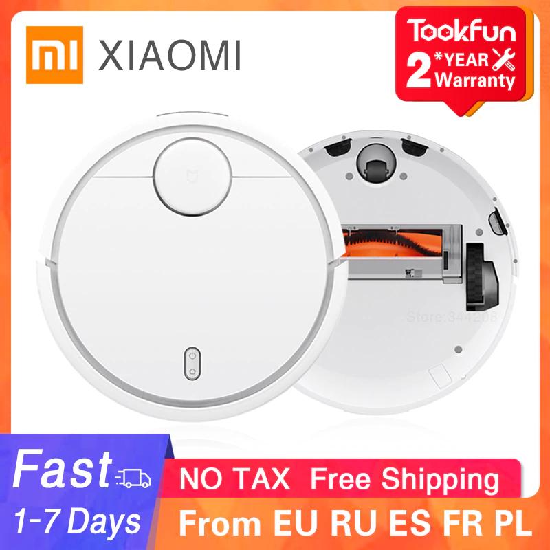 Robot Aspirador Xiaomi Vacuum V1 desde España