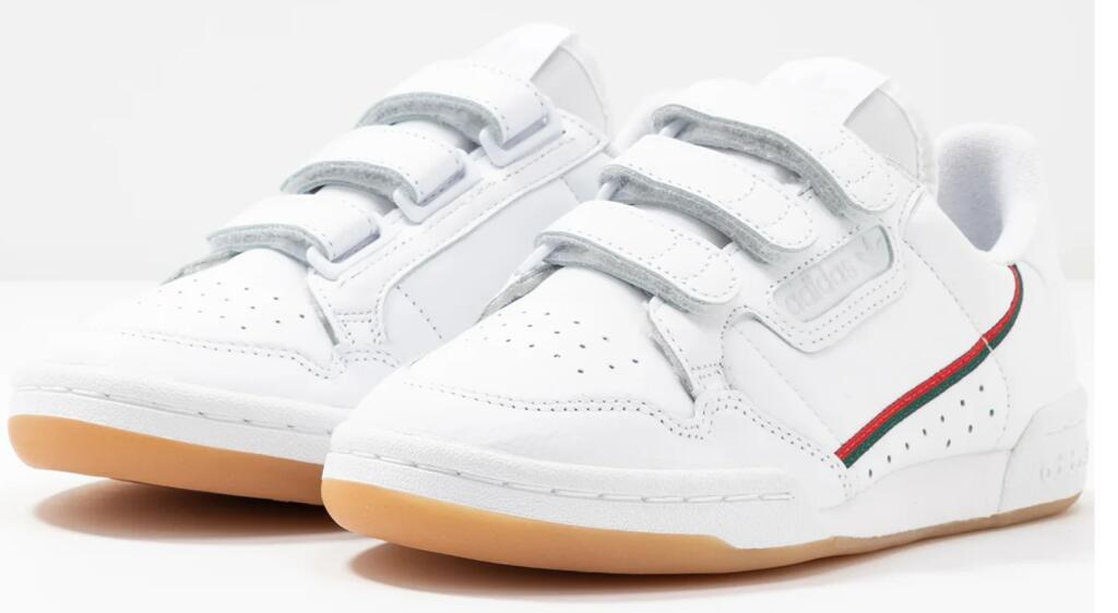 TALLAS 43 1/3 a 49 1/3 - Adidas Continental, Zapatillas para Hombre