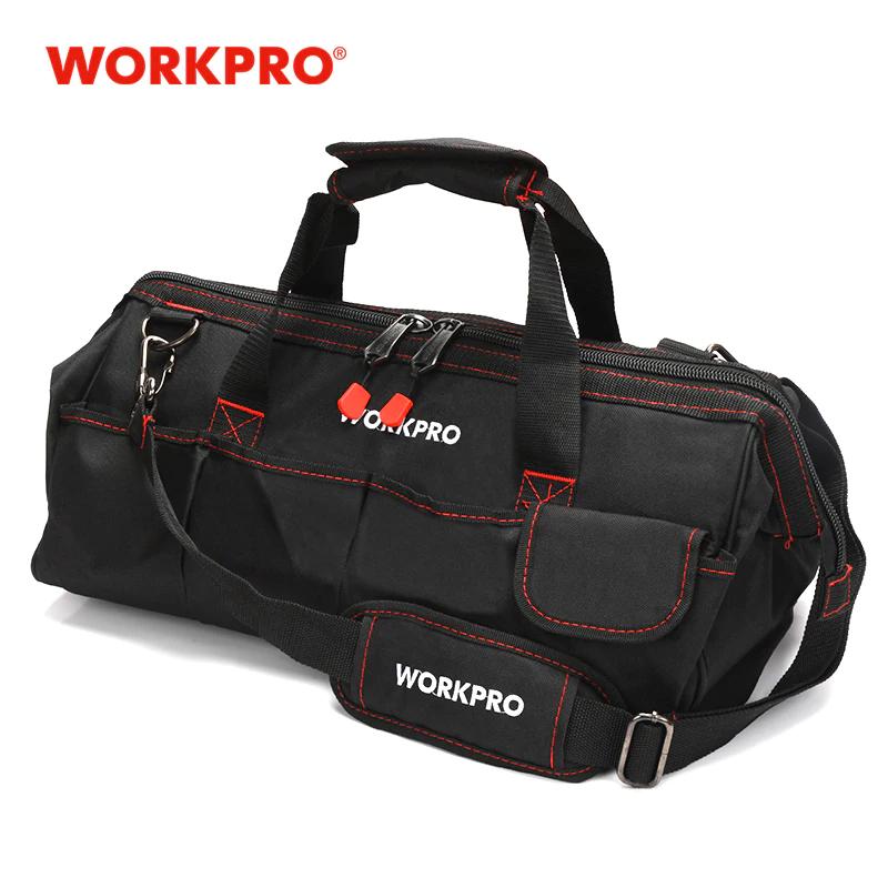 Bolsa de herramientas WORKPRO 32cm | Desde España