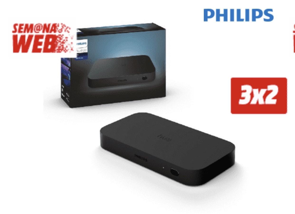 3x2 philips hue