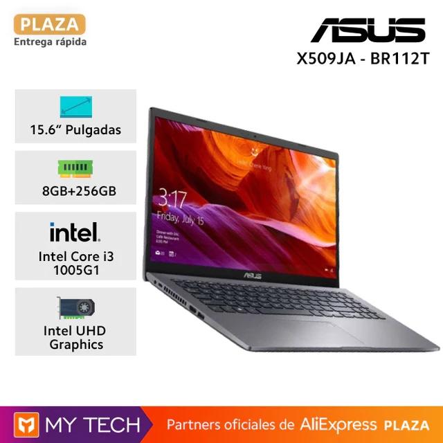 Portátil ASUS X509JA 8GB/256GB [Envío desde España]