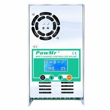 PowMr MPPT 60A Controlador de carga y descarga Solar 12V 24V 36V 48V