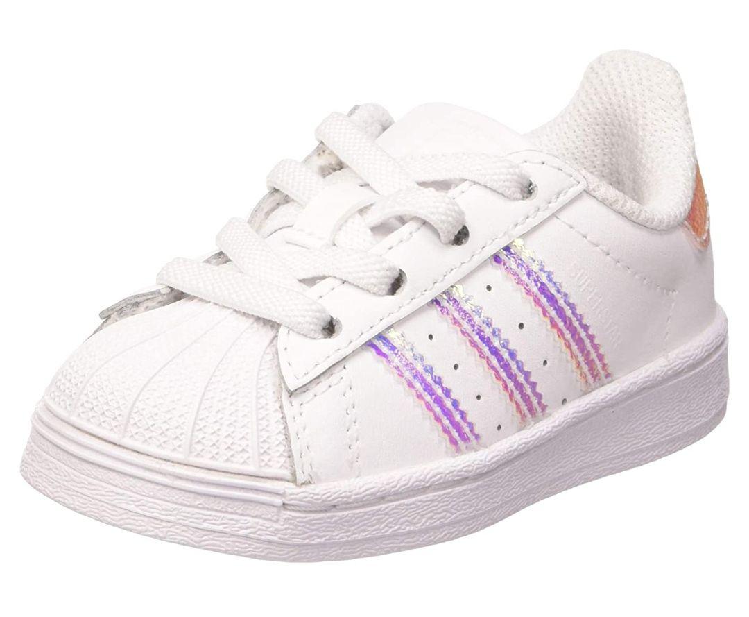 Adidas Superstar para bebe talla 23,5
