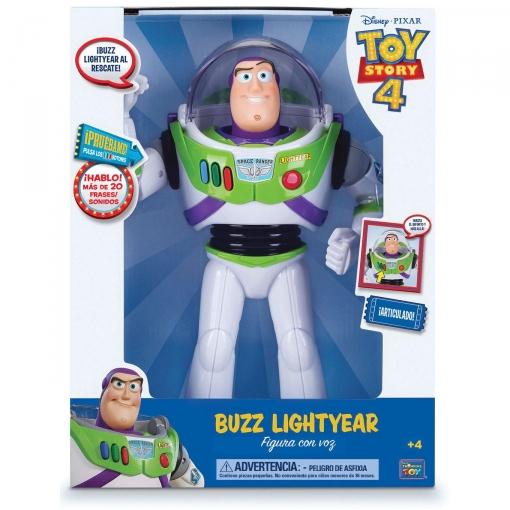 Toy Story 4 - Woody y Buzz Lightyear