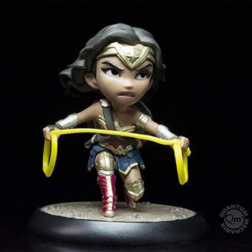 FIGURA Quantum Mechanix Wonder Woman! MINIMO HISTORICO!!