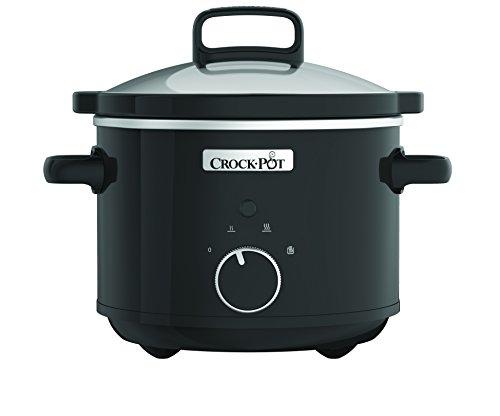 Olla de cocción lenta Crock-Pot CSC046X | 2,4 L | 180 W