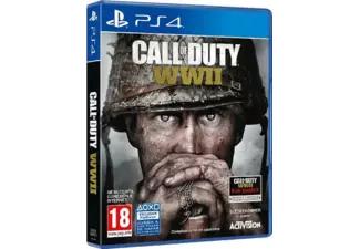 PS4 | Call of Duty WW II + DLC del Arma Nazi Zombies Camo