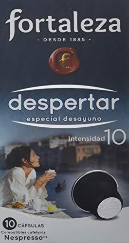 Café FORTALEZA - Café Despertar Compatibles con Nespresso - 240 Cápsulas