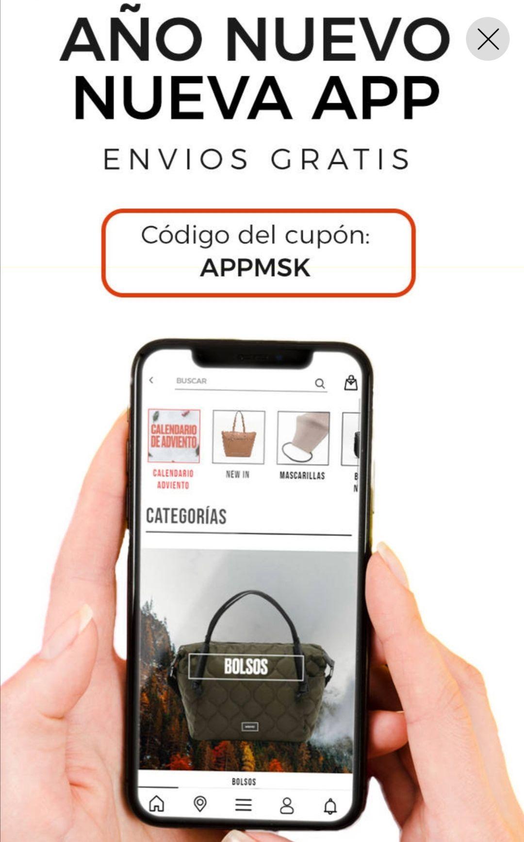 Misako Envío gratis en cualquier compra por la app