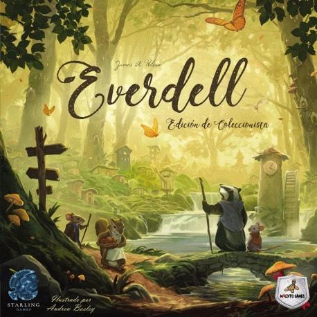 Juego Mesa Everdell Edición Coleccionista Español
