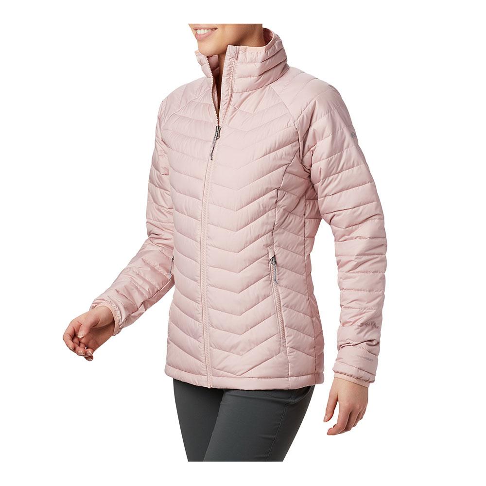 "Columbia Powder Lite - Anorak Mujer Dusty Pink Talla ""M"""