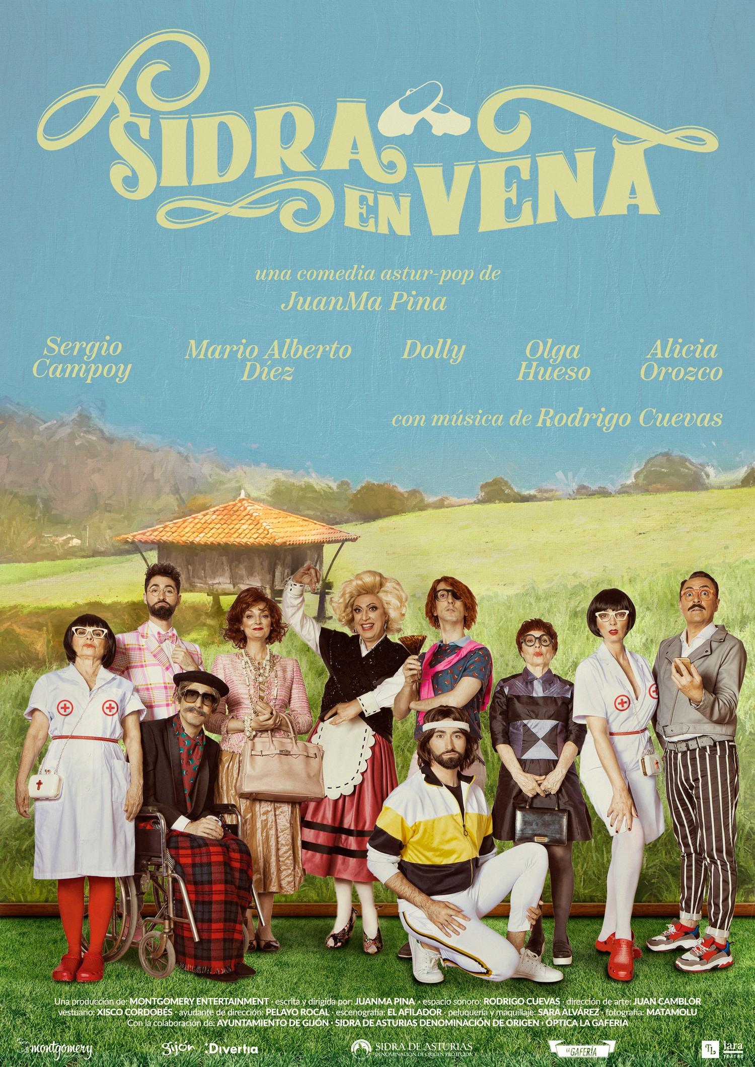 Invitaciones Para Ver Sidra En Vena (Madrid)