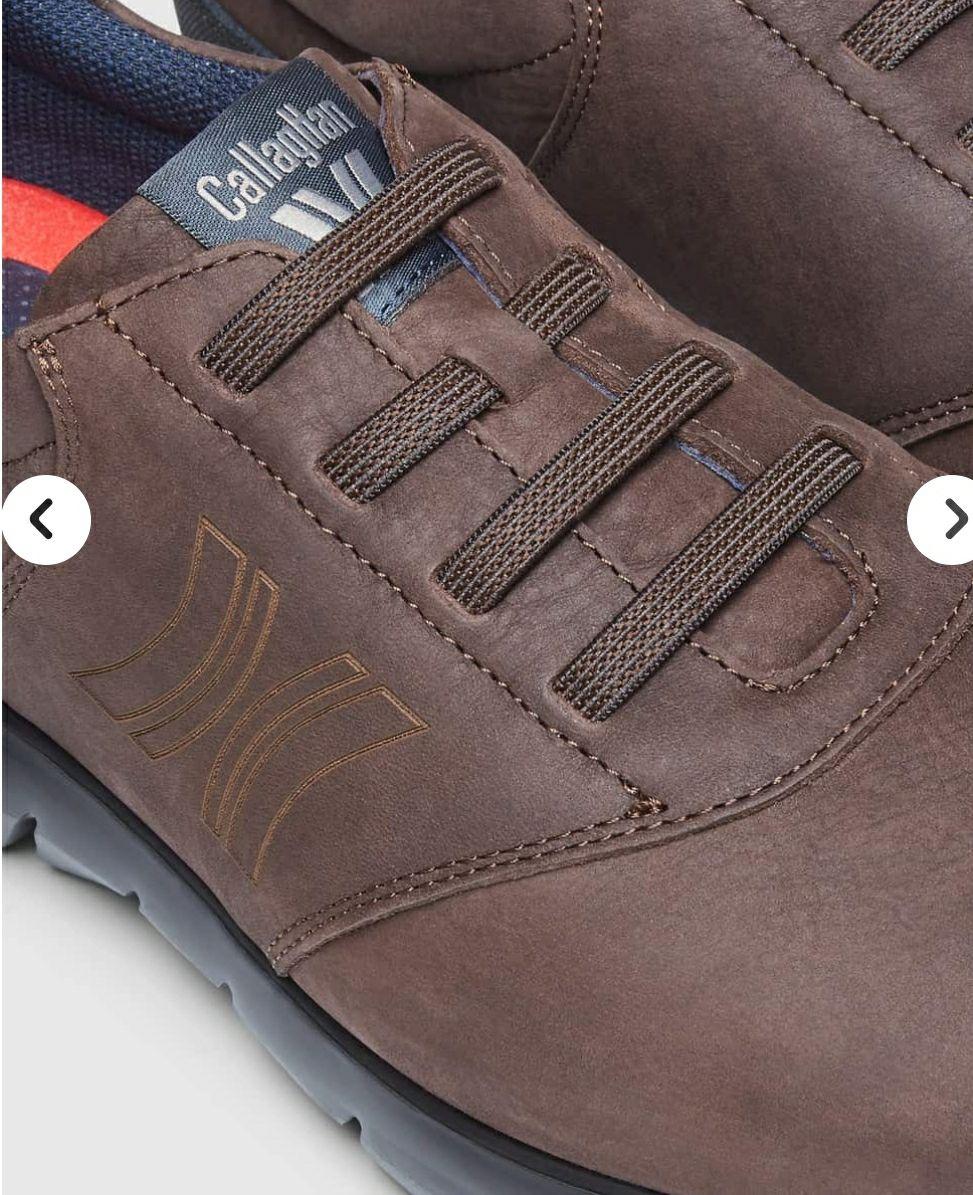 Zapato de cordones Callaghan talla 39