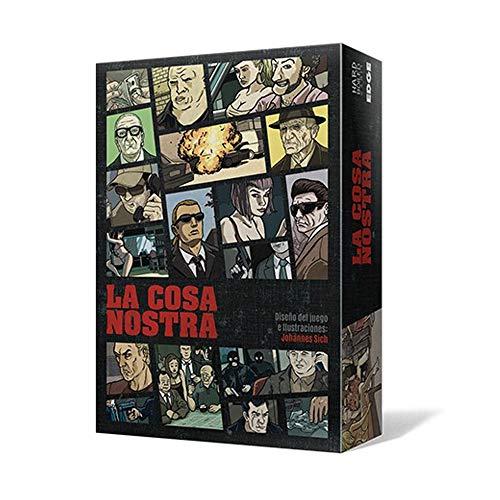 La Cosa Nostra juego Edge Entertainment