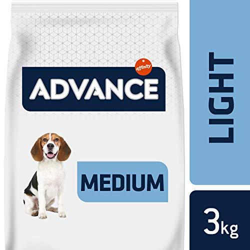 Advance perros medianos light, 15k (3 x 5)