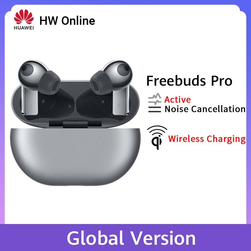 HUAWEI FreeBuds Pro (plateado)