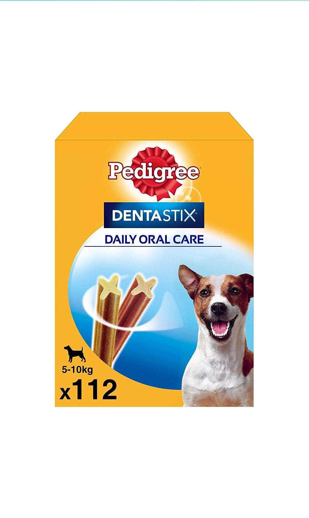 112 Dentastix a 12,32 (Prime y 1° suscripción)