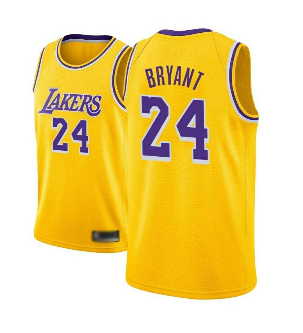 Recuerdo a Kobe Bryant. CAMISETA Lakers