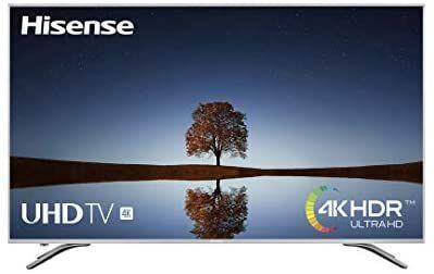 """Smart TV 65"""" Hisense H65A6500 4K HDR"""
