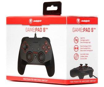 Snakebyte Gamepad Pro para Nintendo Switch (AlCampo Marbella, Vilanova)