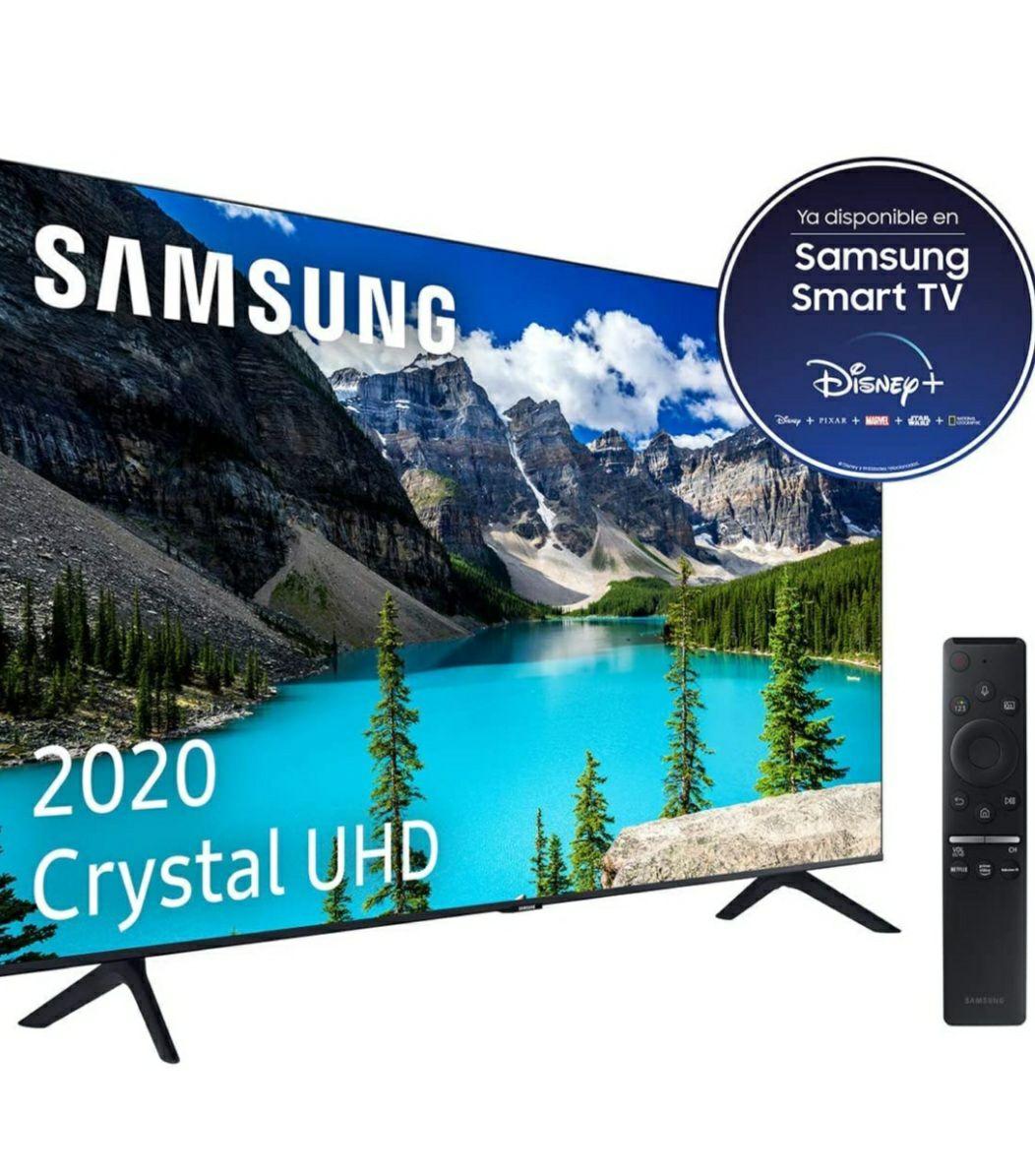 "Samsung UHD 2020 75TU8005 - Smart TV de 75"" 4K, HDR 10+, Crystal Display"