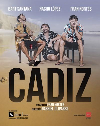 Entradas Obra Cadiz Gratis Teatro Lara Jueves 19:00 o SÁBADO 17:00