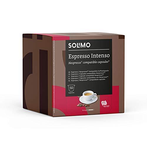 100 cápsulas café Solimo compra recurrente