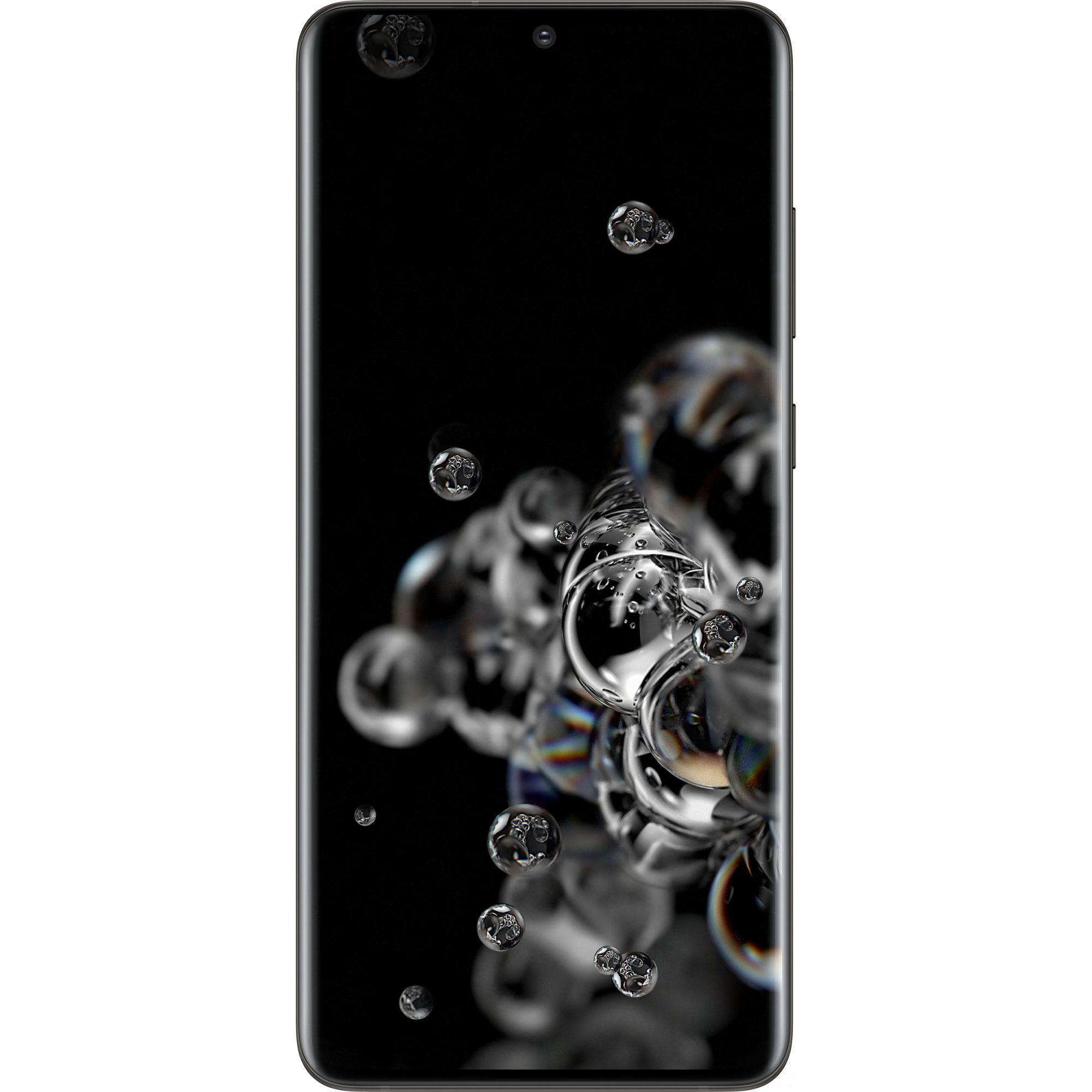 Galaxy S20 Ultra 5G 128 Gb Dual Sim - Negro - Libre