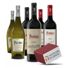 Pack 6 botellas Protos