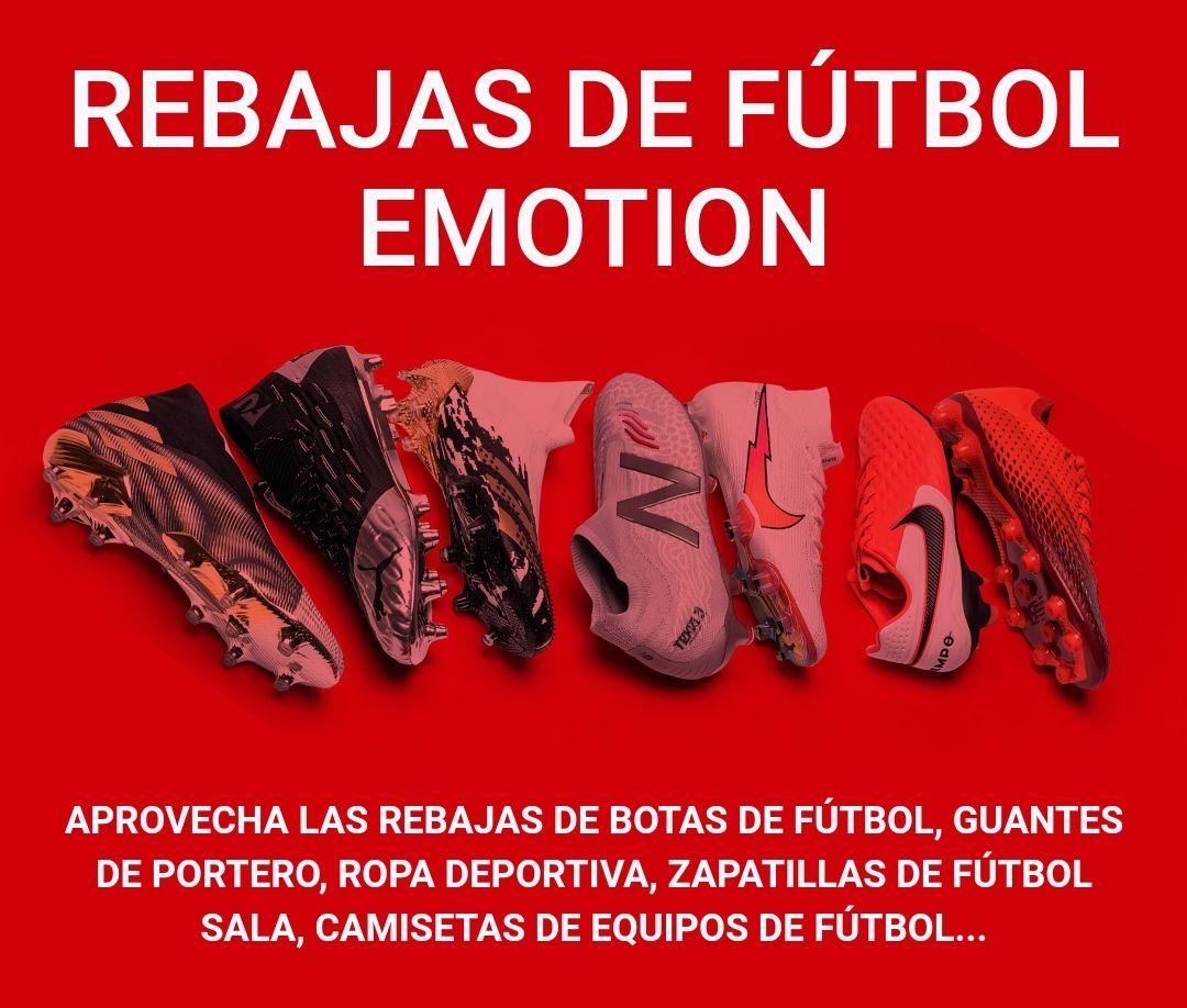 Oferta en Futbol Emotion