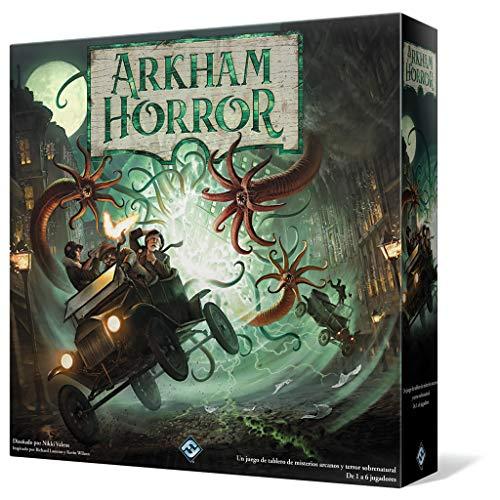Arkham Horror - 3 edición - Juego de mesa