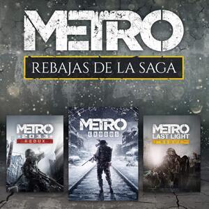 Saga Metro :: 2033, Redux, Last Light o Exodus Gold Edition desde 3,99€ (PlayStation Store)