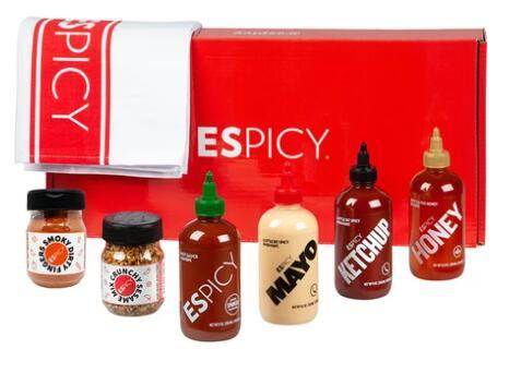 ESPICY Mega Pack + Paño de cocina (envío gratis)