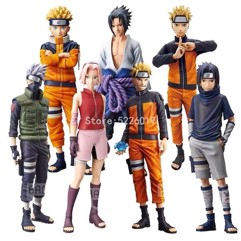 Figuras de Naruto para ser el mejor Hokage