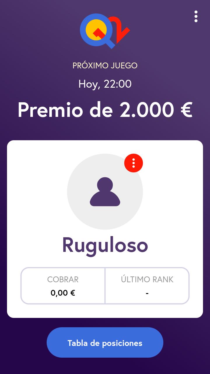 App de Trivial que reparte dinero por jugar gratis