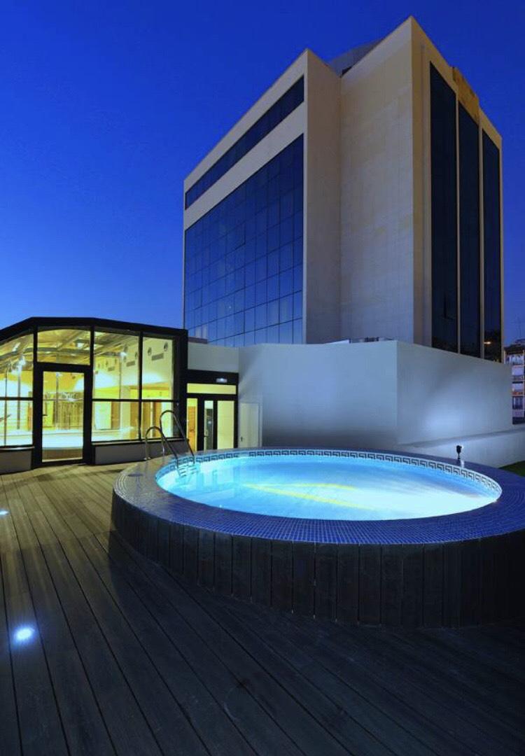 FIN DE SEMANA EN GRANADA! Hotel Abba Granada 4*