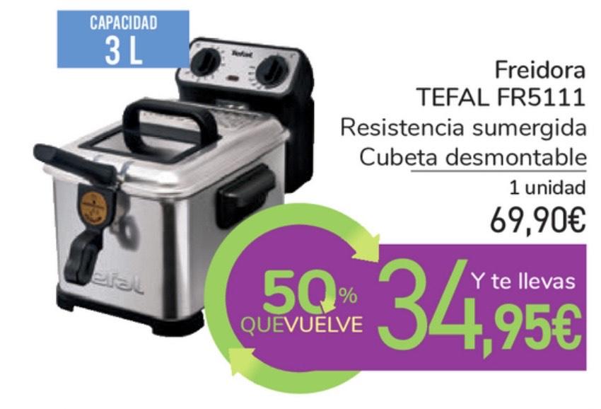 Freidora Tefal Premium 3L