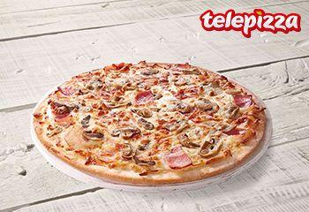 Pizza mediana a 5.95 gracias a Repsol más y beneficiate de 2 a 4 cen/l en combustible