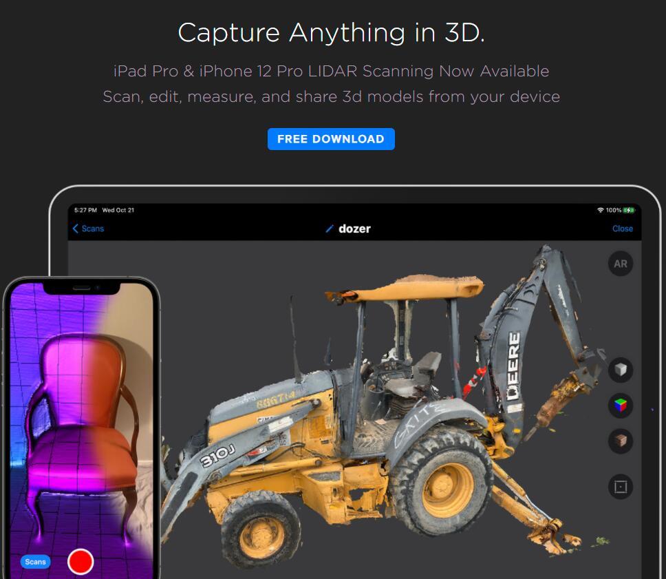 3 Apps para crear modelos tridimensionales (IOS)