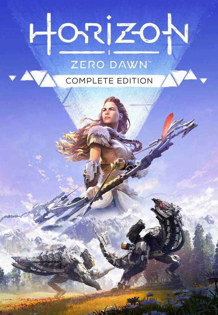 Horizon Zero Dawn complete edition para pc en eneba