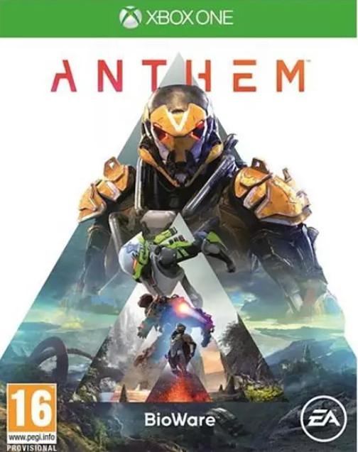 Anthem para Xbox One - juego físico