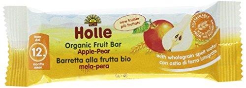 Holle manzana y pera, 35 barritas, a partir 12 meses