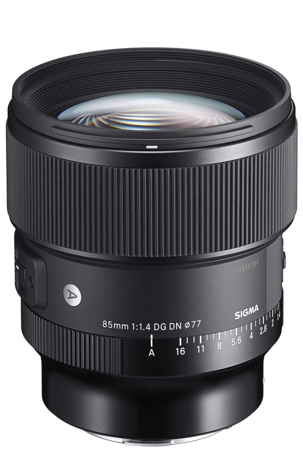 Sigma 85mm F1.4 DG DN Art para Sony E