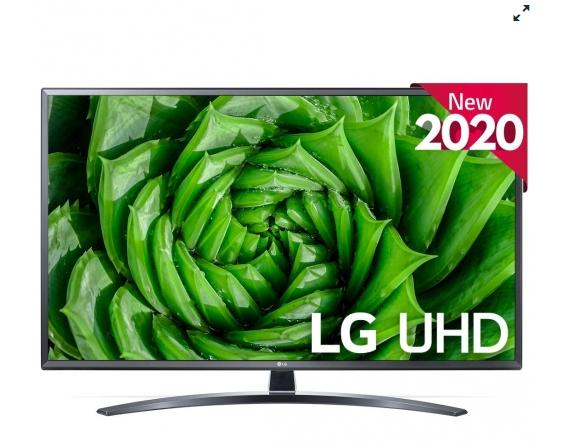 """Preciazo TV LG 49"""" UN74006 + Cupón del 15%"""