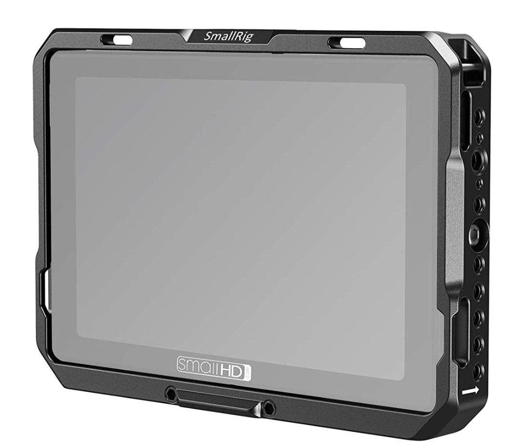Monitor Cage con Parasol para SmallHD 702 Touch Monitor - CMS2684
