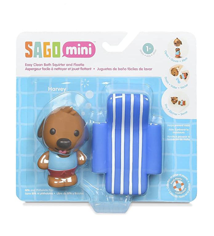 Juguete de Baño para bebé, mini Pool Party