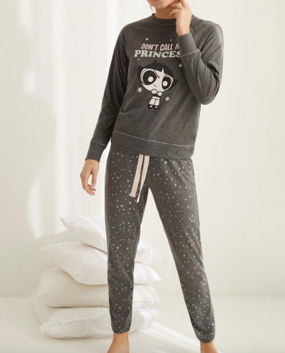 Pijama de manga larga Women Secret