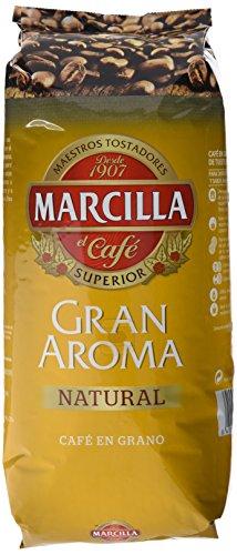 Cafe grano natural Marcilla