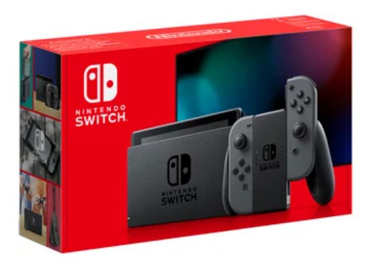 Nintendo Switch edición 2019 Alcampo Moratalaz(28030 CP)