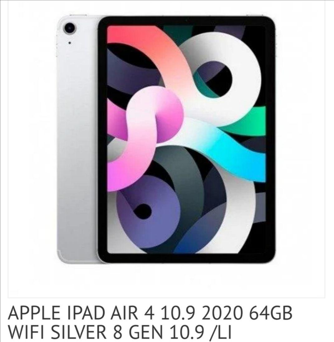 APPLE IPAD AIR 4 10.9 2020 64GB
